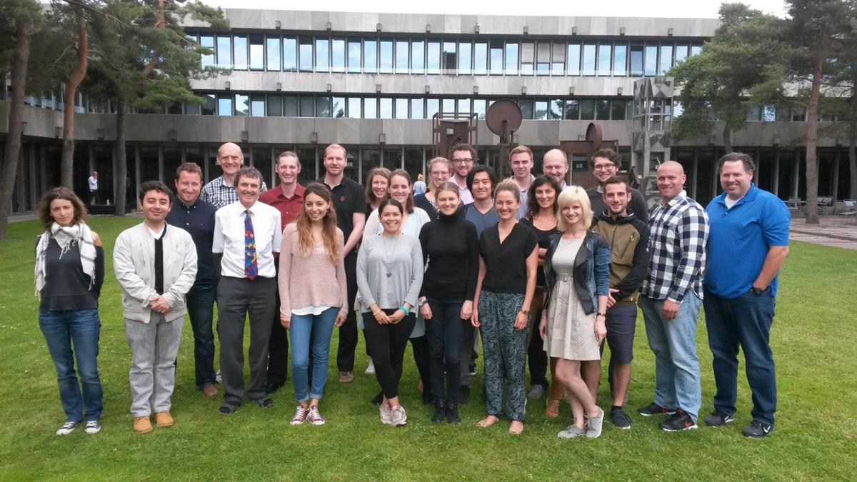 USEtox Summer School 2016 - Gathering of participants
